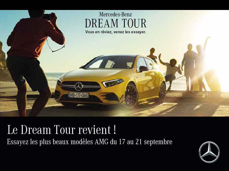 Dream Tour 2019