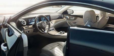 Mercedes Benz Classe E Coupe Concession Quimper